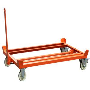 TP120N-T 托盘推车作为拖车