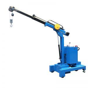 FEC450全电动液压起重起重机