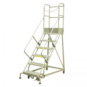 RLC354工业钢卷梯